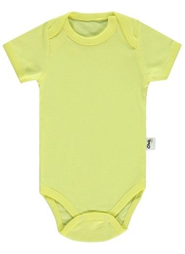 Civil Baby Civil Baby Bebek Çıtçıtlı Badi 1-18 Ay Sarı Civil Baby Bebek Çıtçıtlı Badi 1-18 Ay Sarı Sarı